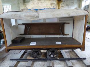 Image of an ambulance wagon